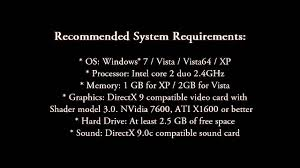dota 2 minimum and recommended system requirements youtube