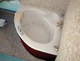 venzi esta 60 x 60 corner air whirlpool jetted bathtub with center drain by atlantis