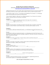 Resume Marketing Objective Statement Sidemcicek Com