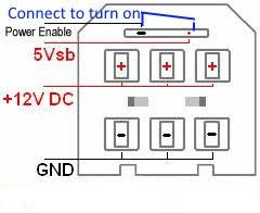 12vdc 16a dc power supply (xbox 360) vetco electronics xbox 360 slim power supply wiring diagram at Xbox 360 Power Supply Wiring Diagram