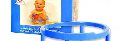 baby bath ring seat with suction cups
