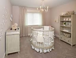how to arrange nursery furniture. Baby Nursery With Round Crib : Arranging Furniture How To Arrange