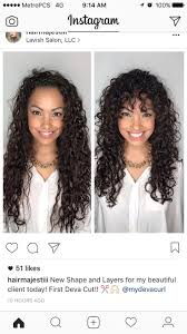 Hairstyle According To My Face 25 Best Ideas About Layered Curly Hair On Pinterest Curly