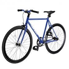 700 C <b>54 cm</b> Steel Track <b>Fixed Single</b> Speed <b>Gear Bike</b> - <b>Bicycles</b> ...