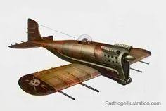Image result for dieselpunk plane