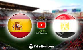بث مباشر مباراة مصر وإسبانيا اليوم كرة اليد في أولمبياد طوكيو | يلا لايف -  Yalla Live