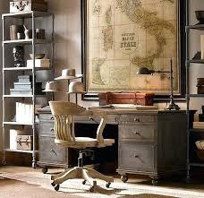 restoration hardware desk chair masculine restoration hardware inspired office on a budget restoration hardware vintage wood