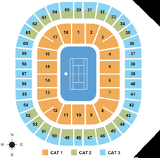 Melbourne Rod Laver Arena Seating Chart 52 Reasonable Melbourne Rod Laver Arena Seating Chart