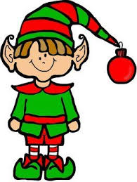 Image result for clip art elf on a shelf