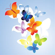 colorful butterfly wallpapers. Delighful Colorful Colorful Butterfly Wallpaper Inside Wallpapers O