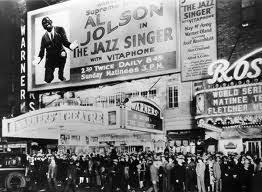 Image result for Alan Crosland's The Jazz Singer,