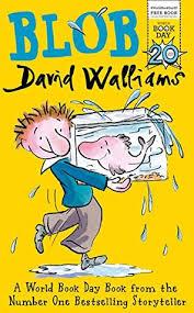 blob by david walliams read mar 25th