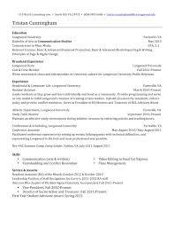 Admissions Advisor Cover Letter Admissions Advisor Cover Letter