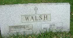 Avis Walsh (1910-2005) - Find A Grave Memorial