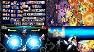 BLEACH VS NARUTO 3.3 MOD FUN ANDROID [300MB DOWNLOAD] | Naruto games, Naruto,  Naruto mugen