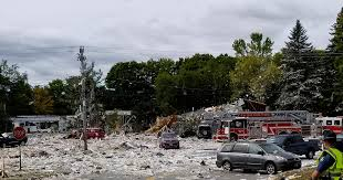 1 Firefighter Killed, 6 Injured in Maine Explosion | PEOPLE.com