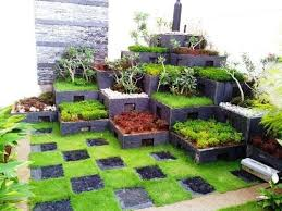 Small Picture Vertical Garden landscaping Designs in Bangalore