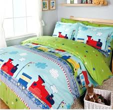 childrens duvet covers full boy duvet covers full lelv fantastic journey by train duvet cover set