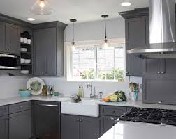 Stunning Grey Kitchen Cabinets Best Ideas About Gray Kitchen Cabinets On  Pinterest Grey