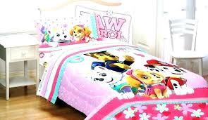 kids cartoon character bedding south africa paw patrol crib sheets sets set enchanting children 3