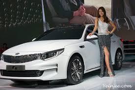 seoul motor show 2016 kia k5
