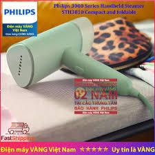 Bàn ủi hơi nước cầm tay du lịch Philips STH3010 Handheld Steamer giá cạnh  tranh