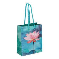 <b>Пакет подарочный 11*14</b>*6,5 <b>см</b>, ламинированный Lily — купить ...