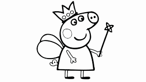 Peppa Coloring Pages New Peppa Pig Coloring Game Beautiful Peppa Pig
