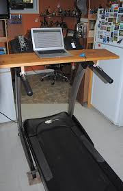 macgyvering your own treadmill desk