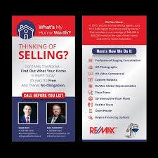 Highend Realestate Marketing Rack Card Mailer. | Postcard, Flyer Or ...
