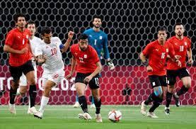 موعد مباراة مصر والبرازيل الأولمبي في دور الثمانية في أولمبياد طوكيو - كورة  في العارضة