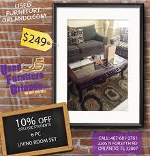 Used Furniture Orlando Home