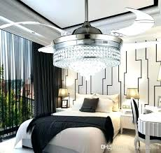 Ceiling Fans: Ceiling Fan Master Bedroom Ceiling Fan Bedroom New Invisible  Led Crystal Ceiling Fans
