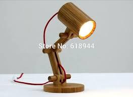 wood desk lamp newest design wood table lamps desk light living room bedroom decor