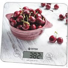 ᐈ <b>ВЕСЫ КУХОННЫЕ Vitek</b> — купить <b>весы Vitek</b> для кухни — F.ua