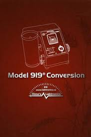 Dimos Labtronics Model 919 Conversion Chart Application