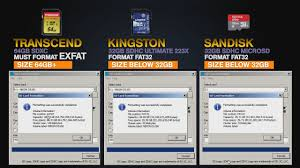 Minitool partition wizard is a free disk management tool for windows. Sdcard Formatter Format Sd Sdhc Sdxc Auto Exfat Fat32 Youtube