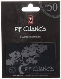 50 p f chang s gift card 1 of 1only 3 available see more