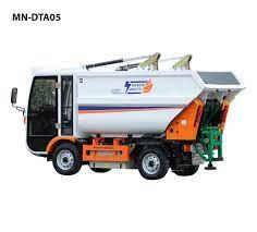 Elektrikli Mini Çöp Toplama Aracı Green Waste MN-DTA