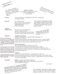 Job Resume Samples For High School Students Examples First Student