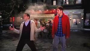 two and a half men run steven staven run tv episode 2013 two and a half men grab a feather and get in line s10e13