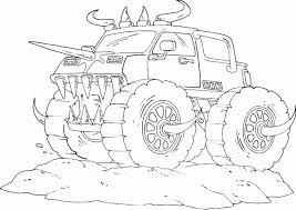 Monster Truck Kleurplaat Nieuw Blaze Coloring Pages Luxury Blaze
