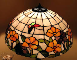 stained glass table lamps lamp shades for south pool patterns