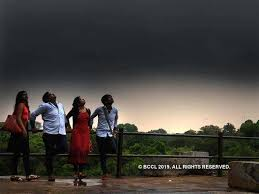 Imd Weather Chart Monsoon May Take Longer To Reach Delhi Normal Rainfall