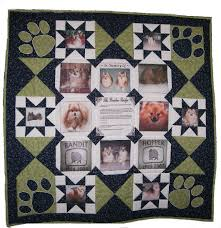 memory quilts | ... Crafty: Entering Pets on Quilts contest ... & All Things Crafty: Entering Pets on Quilts contest - Pomeranian Memory Quilt Adamdwight.com