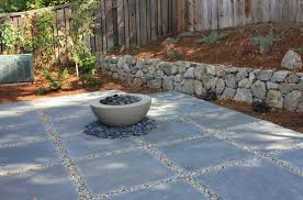 stone patios stone patio with small rock how much do brick patios cost