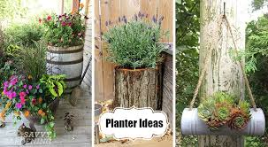 planter ideas 18 inspiring design tips