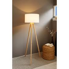 Tafellamp Wohnen Leben Lampen Kerzen Stehlampen Stehlampe Holz