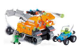 <b>Конструктор Dino</b> Trux - <b>COBI</b>-20058 | детские игрушки с ...