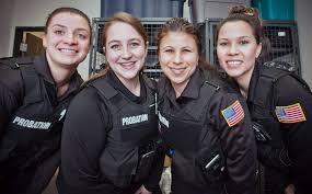 845 Life: Female Probation Officers Relish A Risky Job - News ...